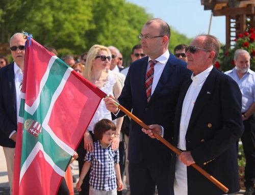 Idén is a Balatoni Évadnyitó versennyel kezdődik a szezon